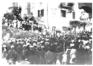 Confraternita Cassinelle Storia