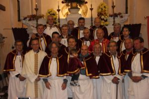 Confraternita San Giovanni Battista 500 anni 2014